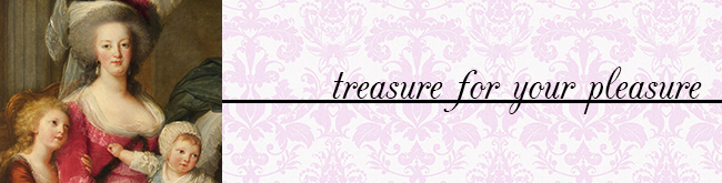 treasure for your pleasure