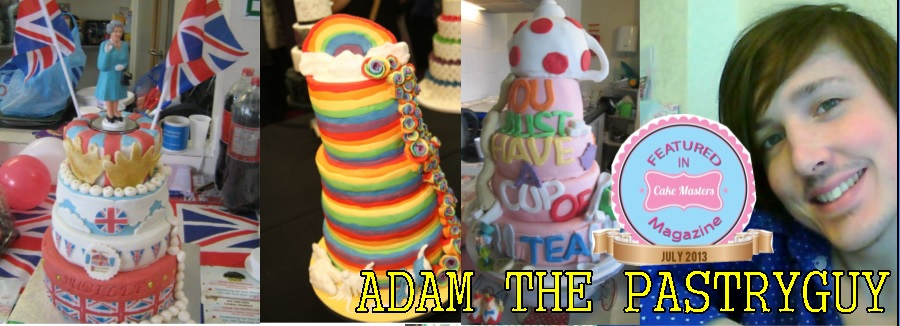 Adam pastryguy the insight into candyland