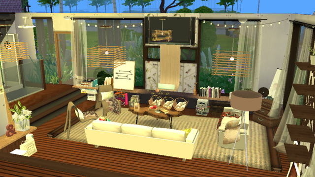 Sims 4 Home Decor
