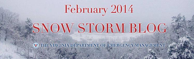 February Winter Storm 2014