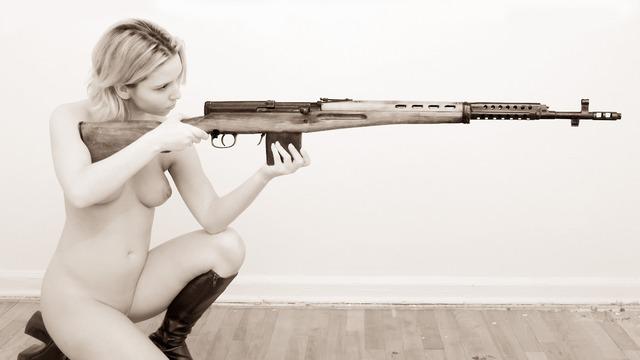 Nude Girls With Guns Tumblr