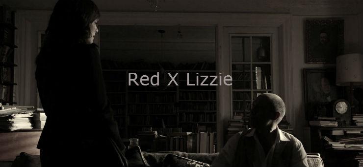 Red X Lizzie