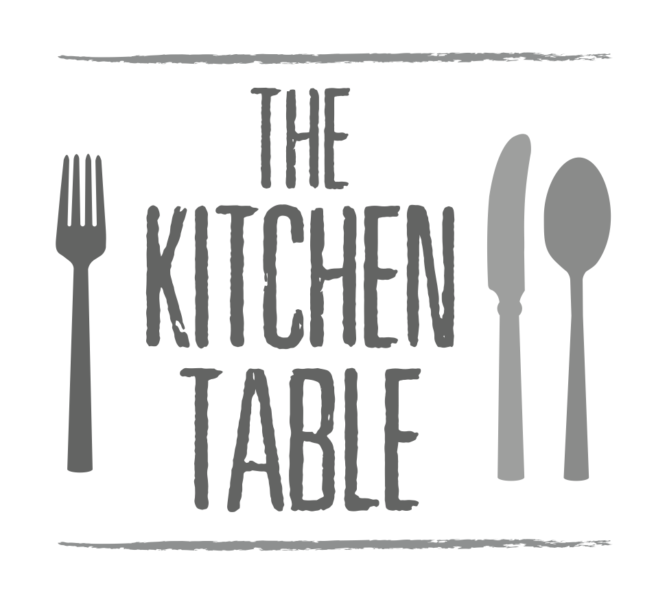 the kitchen table at pound ridge - The Kitchen Table