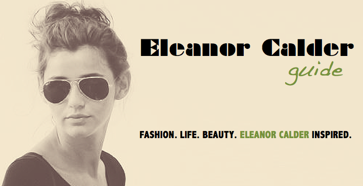 Eleanor Calder Workout
