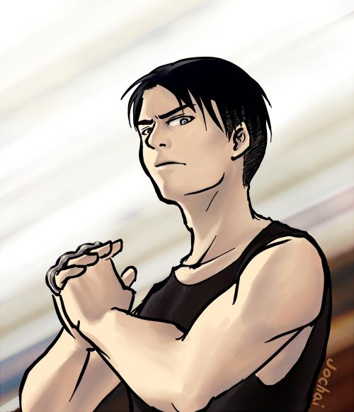 Jochai, : Jochai: Fumuko: I Wish They Kept Eren's Yellow