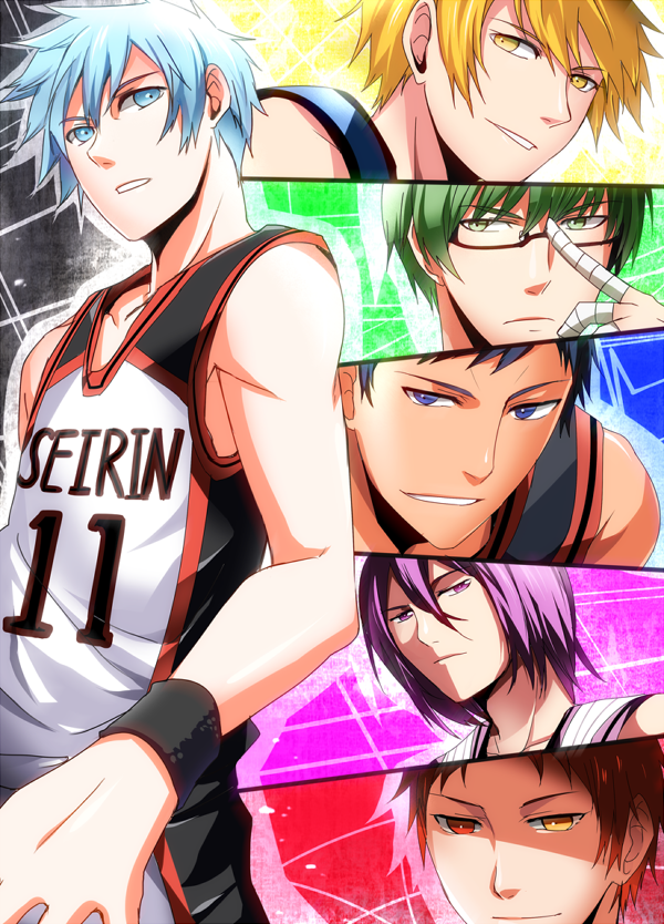 generation of miracles aomine - photo #11