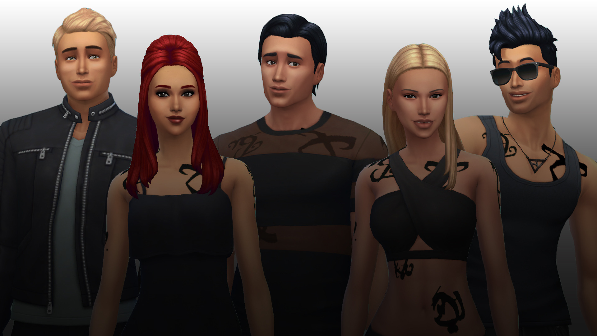 Sims shadowhunters my institute the