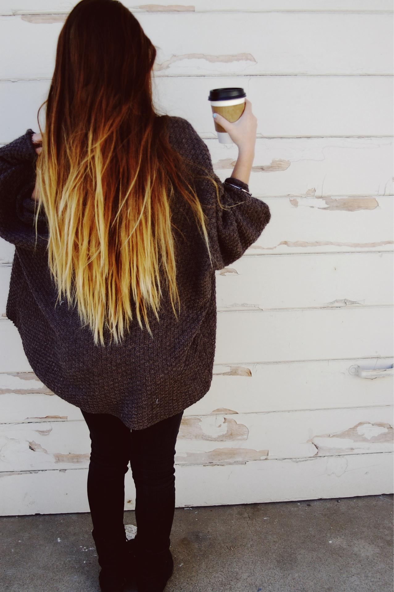 Длинные волосы фото на аву в вк