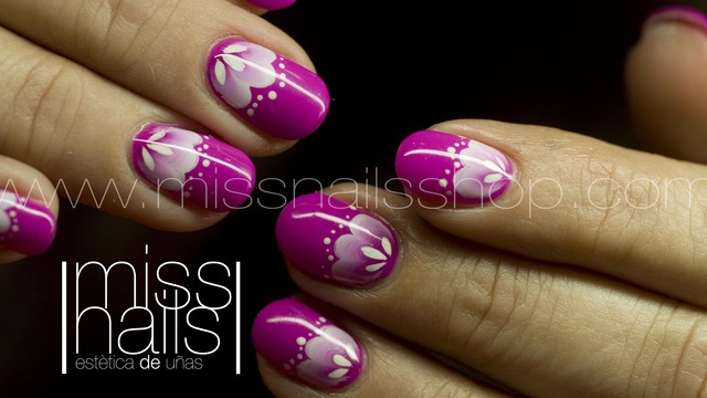 uas de gel en oviedo miss nails
