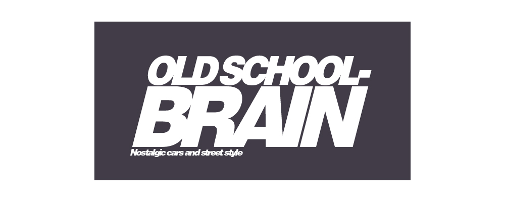 Oldschool-brain