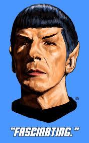 Star trek spock fascinating