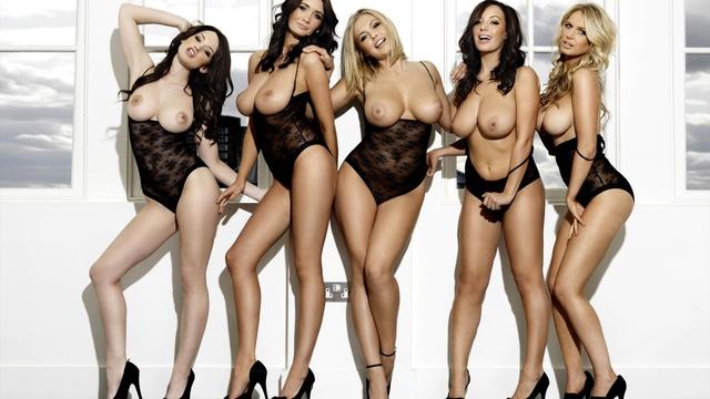Sexy black british girls