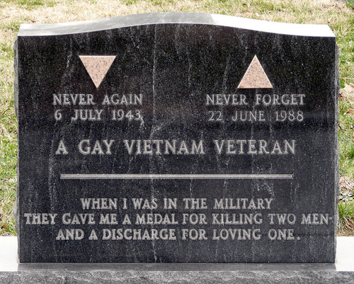 Gay Vietnam Veteran 4