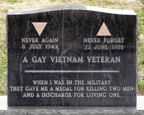 A Gay Vietnam Veteran 40