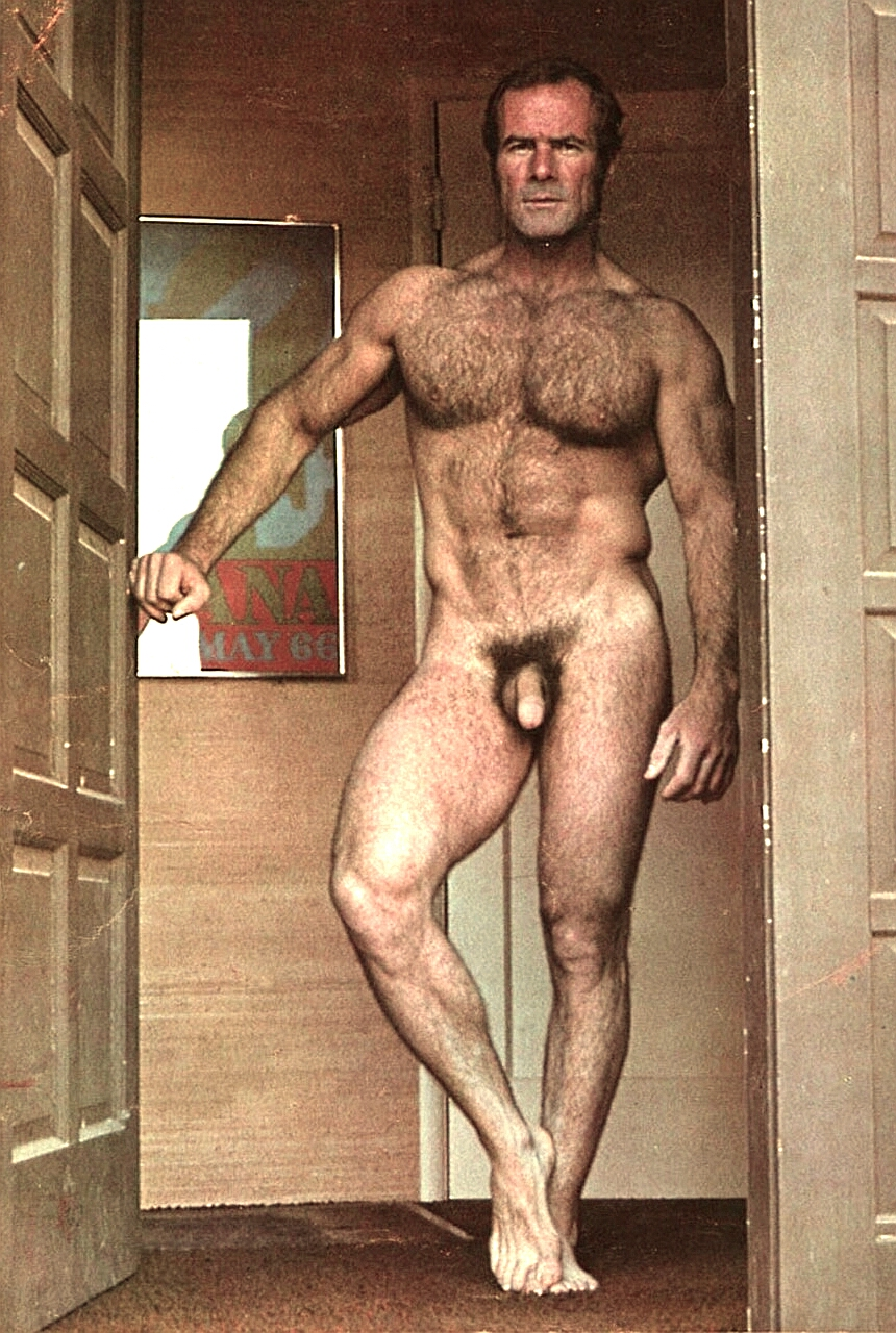 Handsome Mature Men Naked