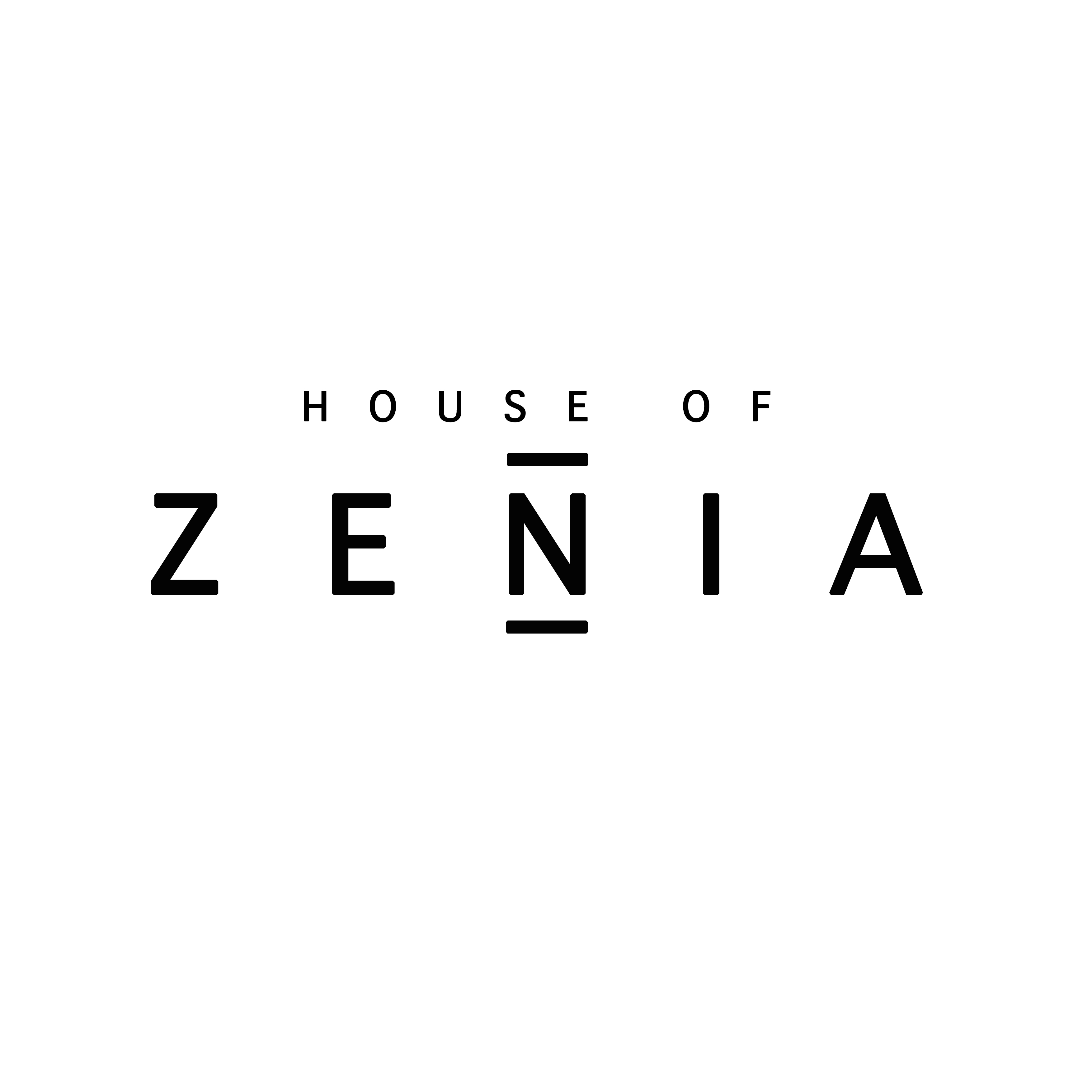 HOUSE OF ZENIA