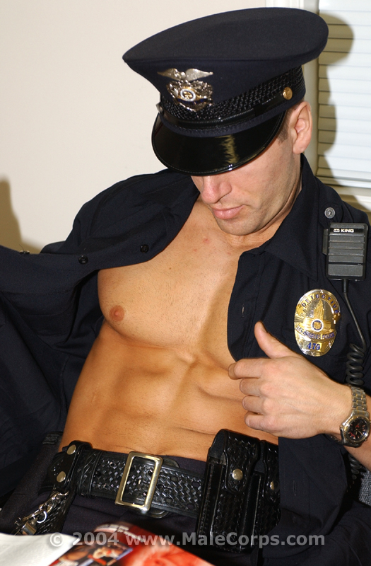 Cops, Cowboys & Hunks