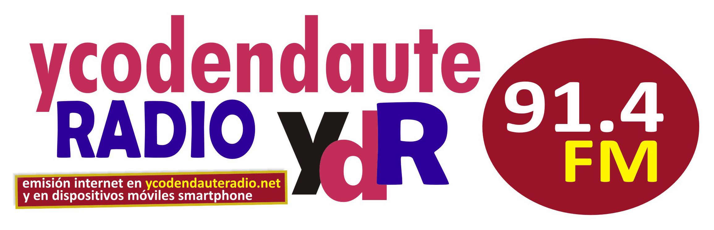 Resultado de imagen de logo ycoden daute radio