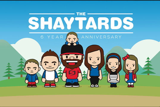 Shaytards officially in the final idaho home for Shaytards idaho house