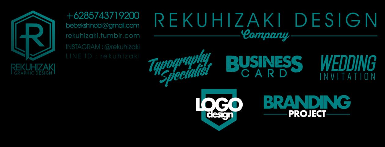REKUHIZAKI | Graphic Designer