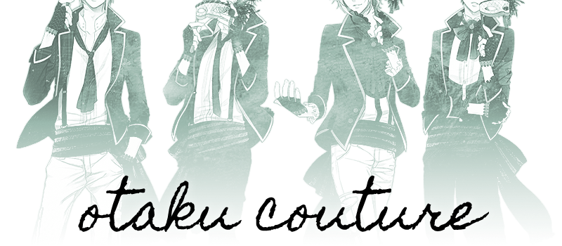 otaku couture fashion beauty and lifestyle inspired by anime and