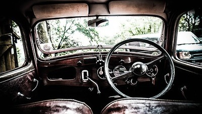 Classic Cars And Auto Art