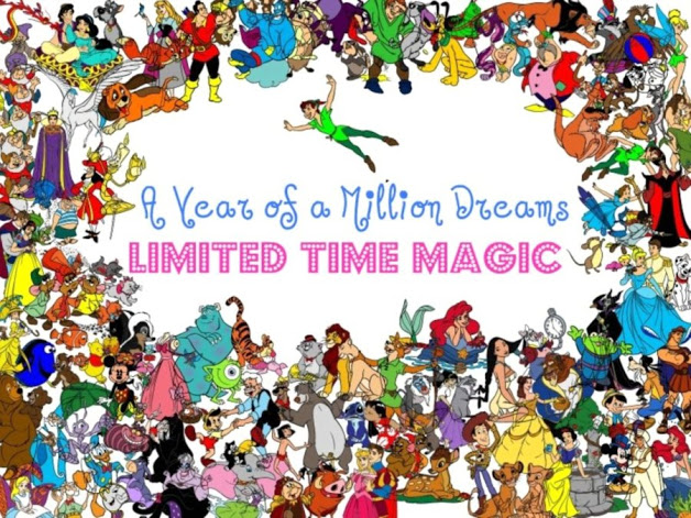 A Year of a Million Dreams | Limited Time Magic