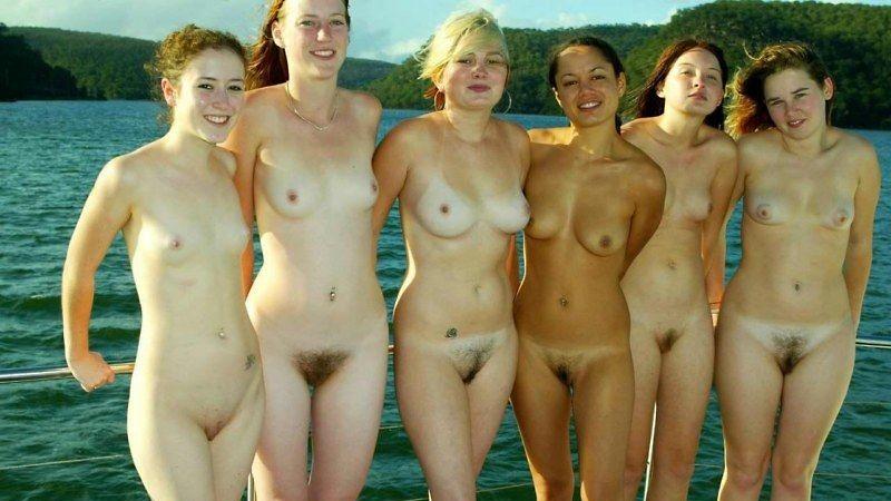 голые нудистки фото