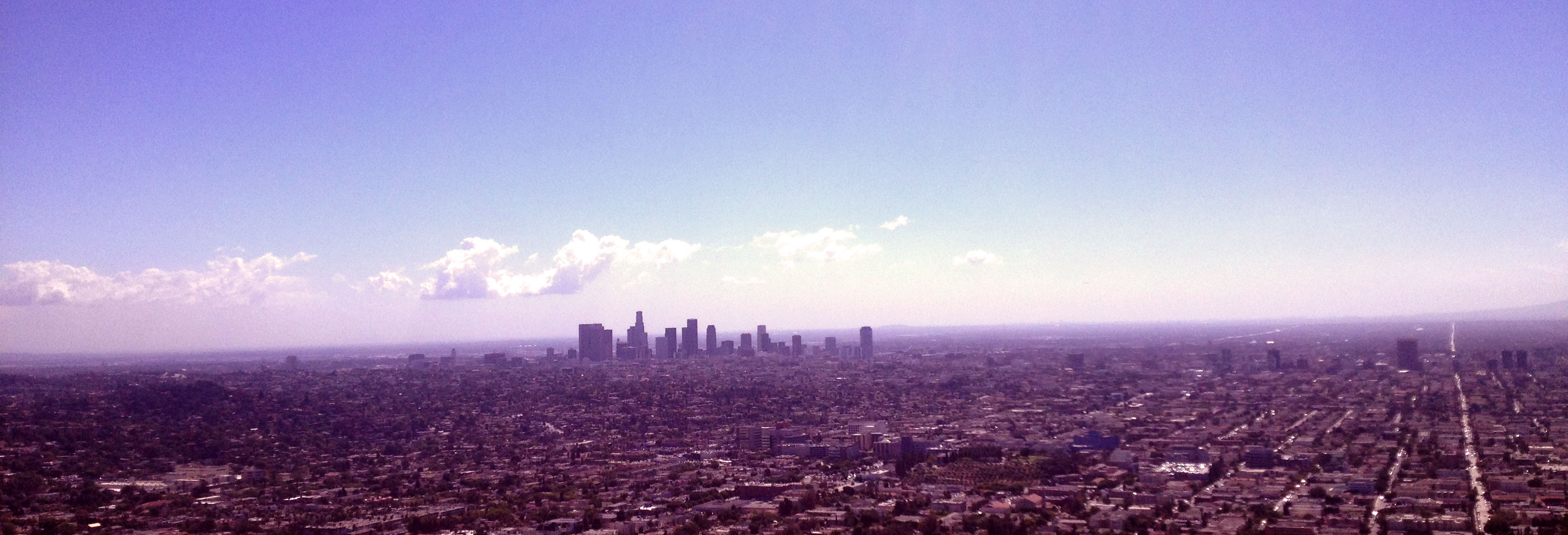 Welcome to the City of Angels