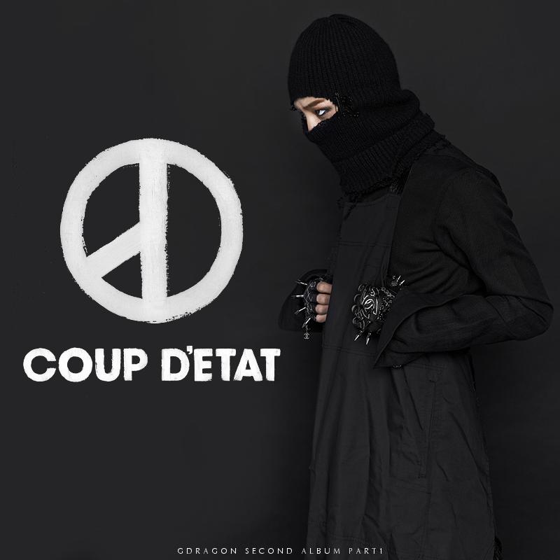 Imgs For > G Dragon Coup Detat Album