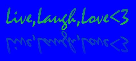 Live,Laugh&&Love