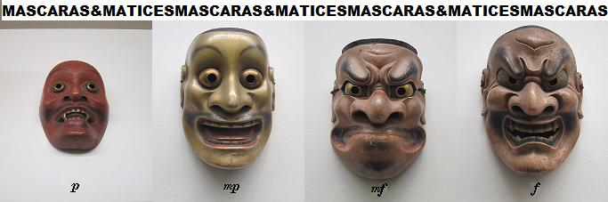 mascaras & matices