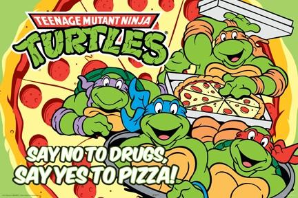 Turtle Pizza 1 Of 23