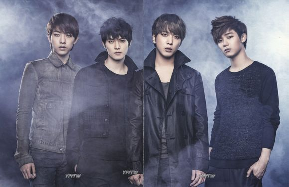 CNBLUE in My Heart