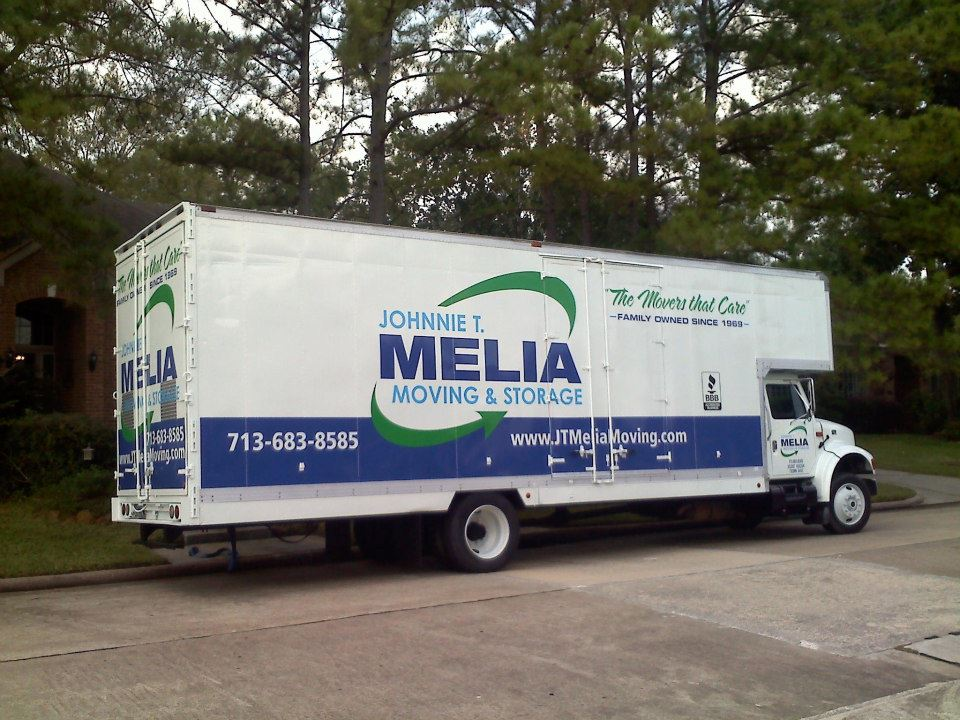Johnnie T Melia Moving & Storage Company