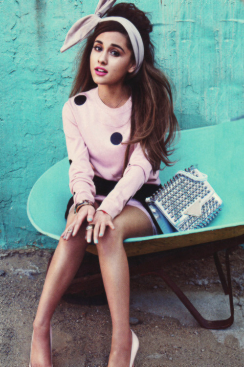 Ariana grande cosmopolitan