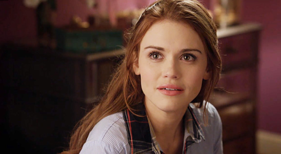 Lydia Martin (Holland Roden) in