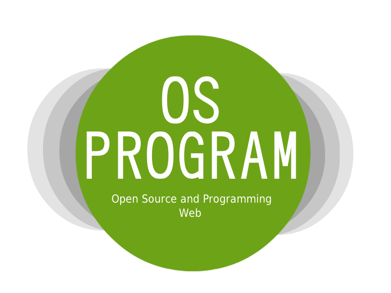 Open Source And Programming Web