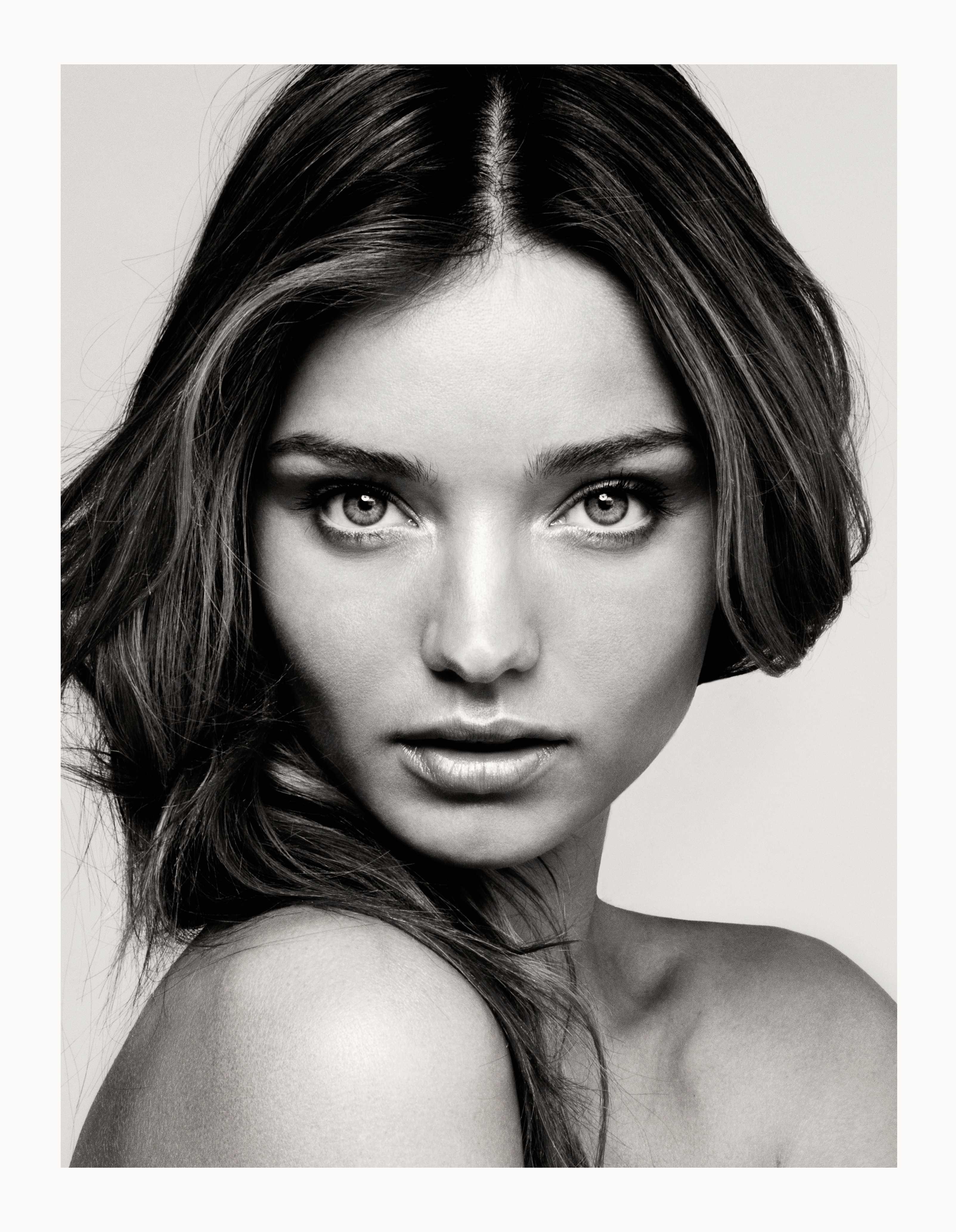 model face portrait - photo #33