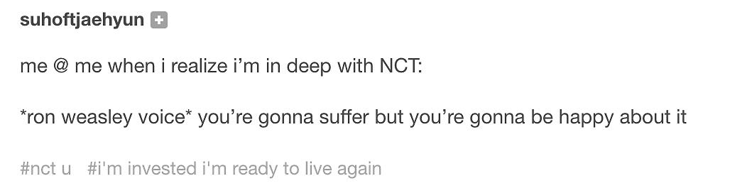 NCT (엔시티) SCENARIOS! — scenarios: me getting sick and taeyong