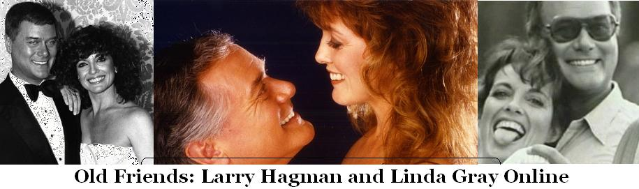 Old Friends: Larry Hagman and Linda Gray Online