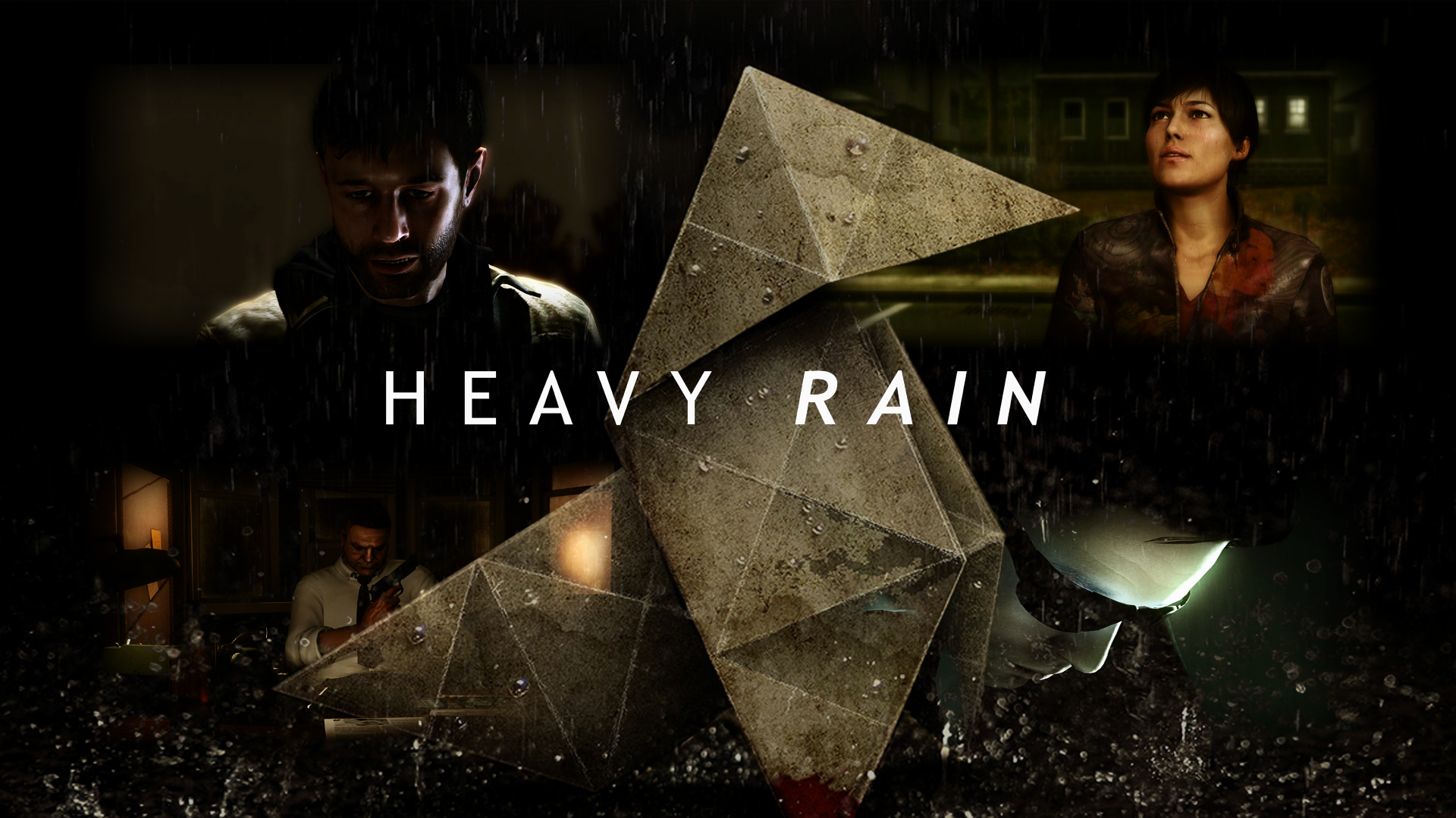 My favourite pictures, and things. (image heavy) Heavyrain