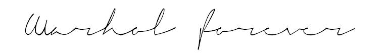 Warhol Forever