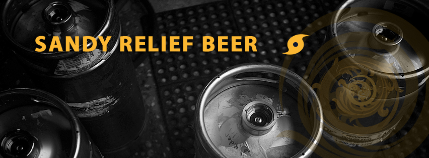 Sandy Relief Beer