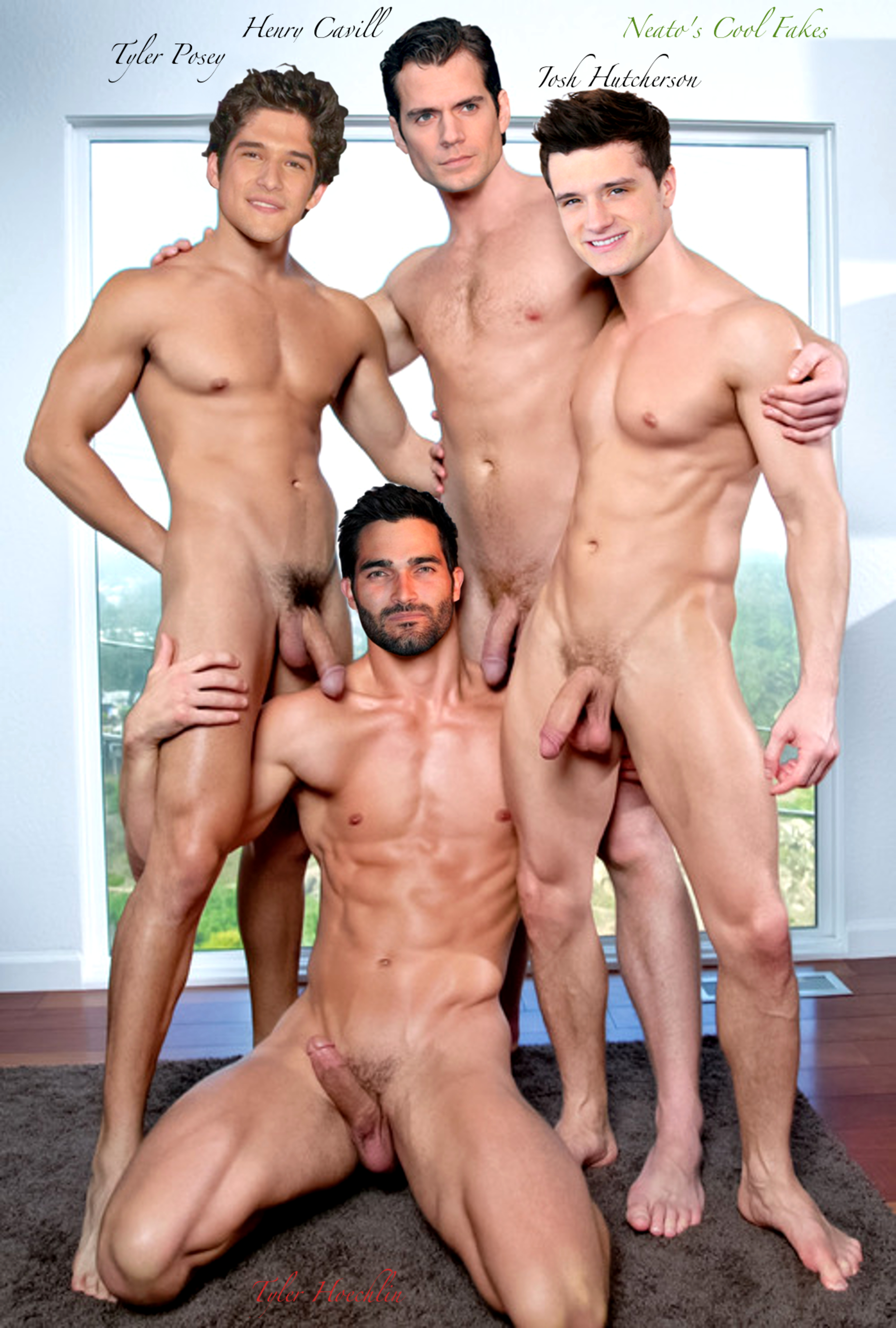 Male Celebrities Nude Fake 33