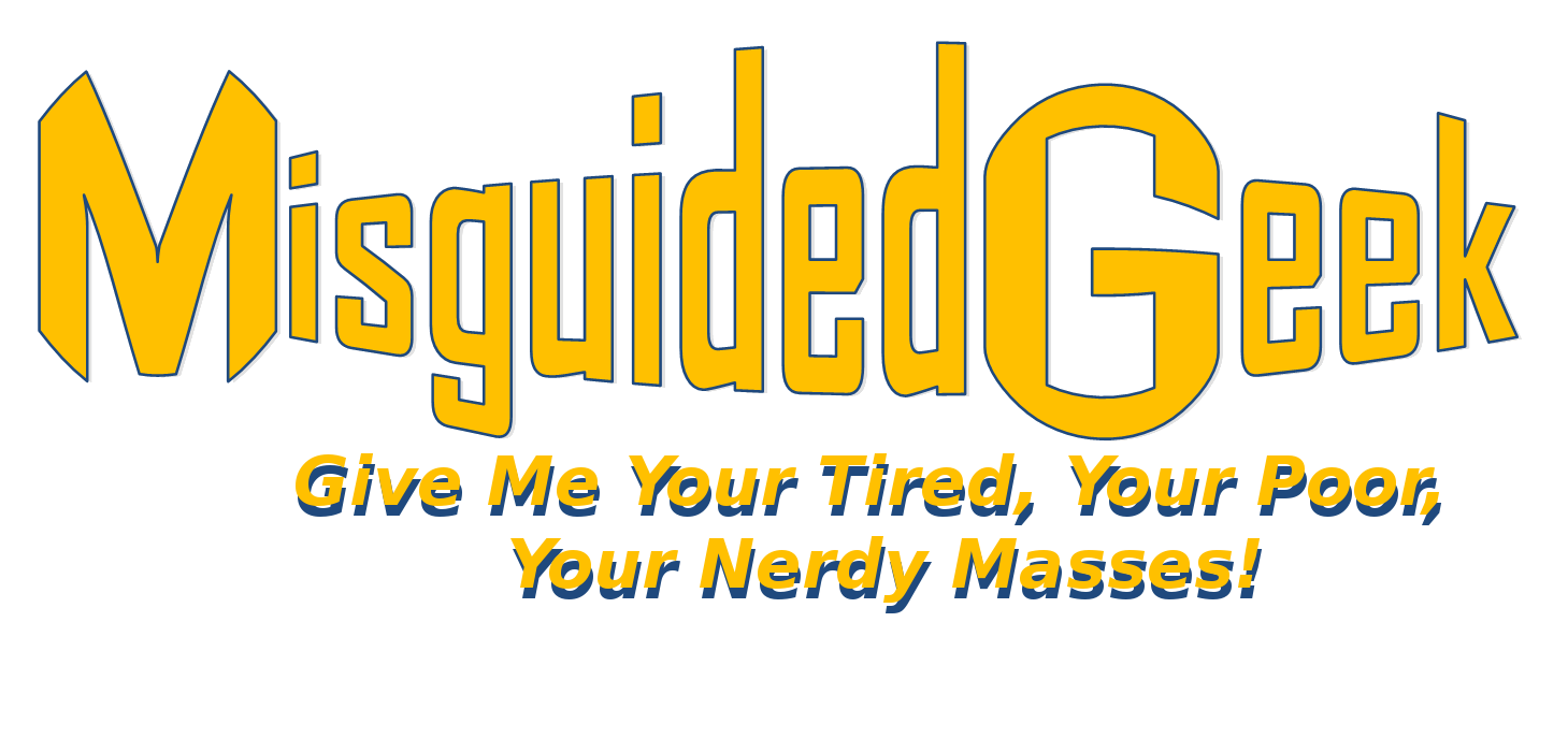 Misguided Geek