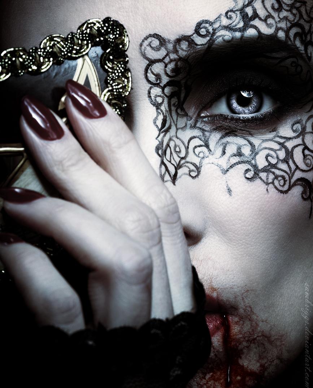 Black Masquerade Tumblr