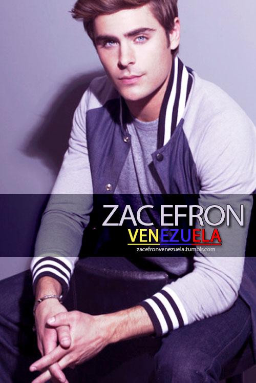 Zac Efron Venezuela