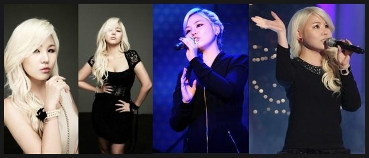 Korean singer baek