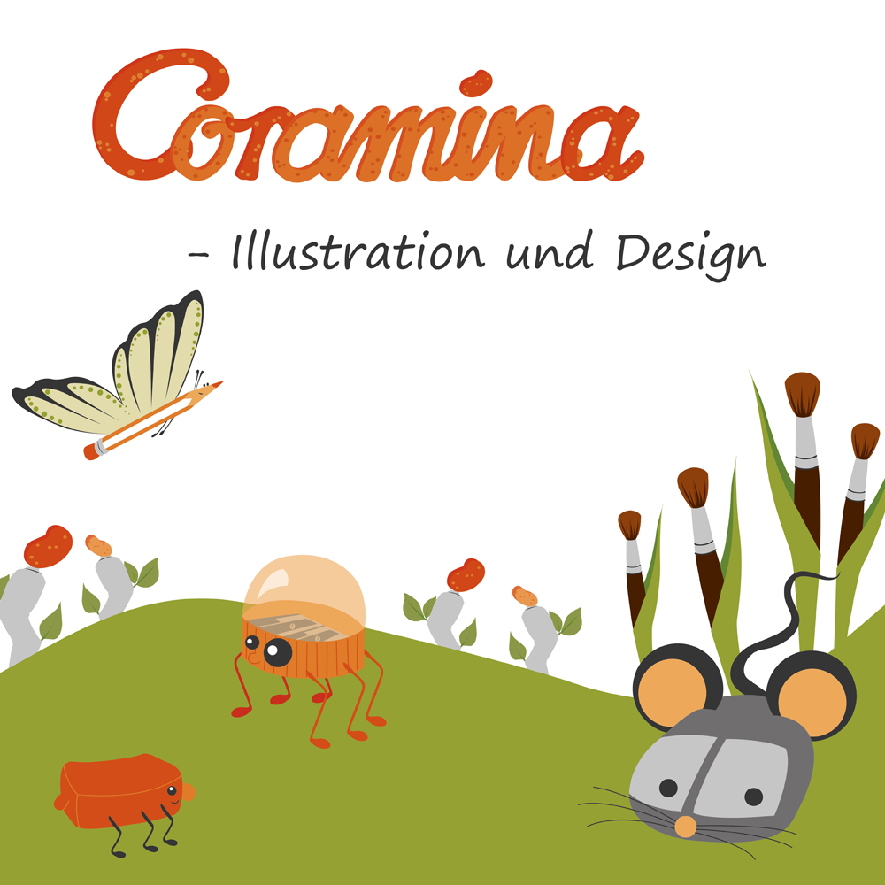 Coramina - Illustration